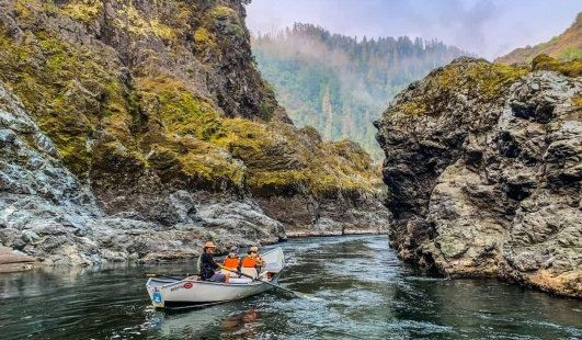 Wild and Scenic Rogue River Fishing - 4-days